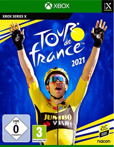 Tour de France 2021  XBSX