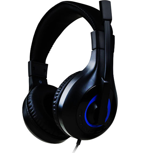 PS5 Headset Stereo V1  BigBen  black auch PS-4