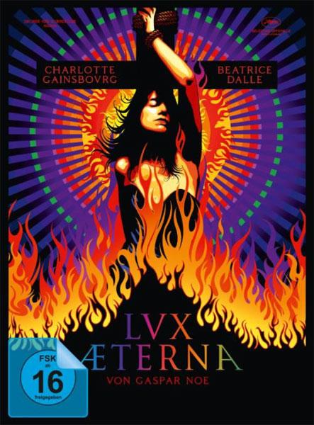 Lux Eterna (BR+DVD) LE Mediabook A Min: 54/DD5.1/WS  Alamode Film