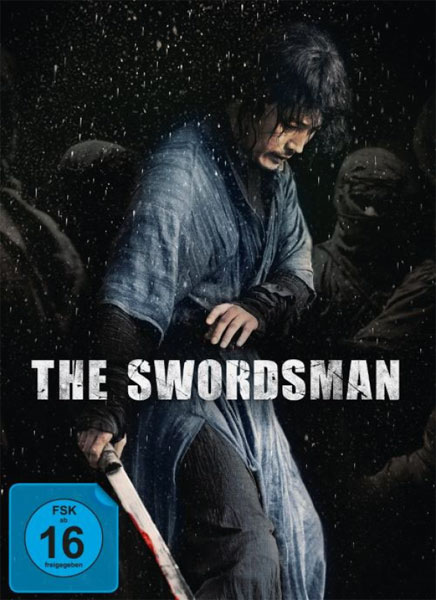 Swordsman, The (BR+DVD) LCE Mediabook Limited Collector's Edition, 2Disc