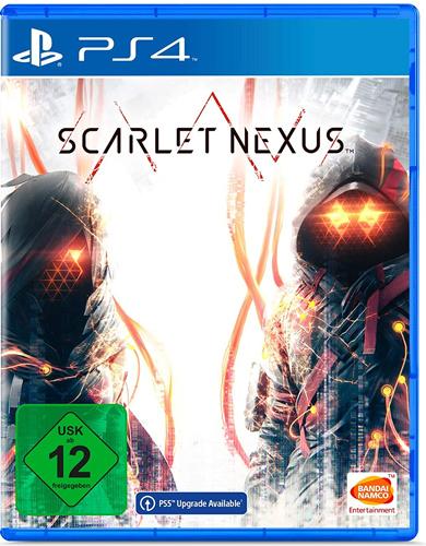 Scarlet Nexus  PS-4