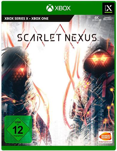 Scarlet Nexus  XBSX