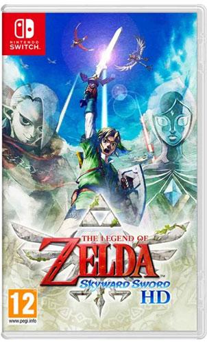 Zelda  Skyward Sword HD  SWITCH  UK