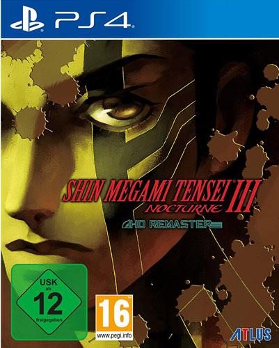 Shin Megami Tensei III  PS-4 Nocturne HD Remaster