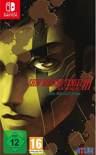 Shin Megami Tensei III  Switch Nocturne HD Remaster