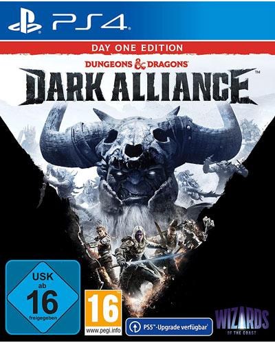 Dungeons & Dragons Dark Alliance  PS-4