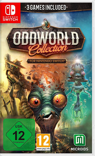 Oddworld: Collection  Switch