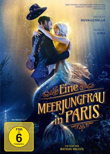 Eine Meerjungfrau in Paris (DVD)VL Min: 98/DD5.1/WS