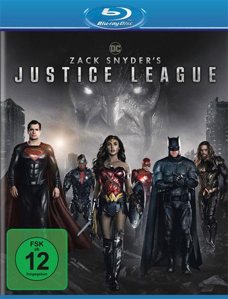 Zack Snyder's - Justice League (BR) Min: 242/DD5.1/WS  2Disc