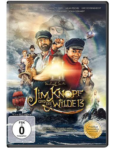 Jim Knopf und die Wilde 13 (DVD) Min: /DD5.1/WS