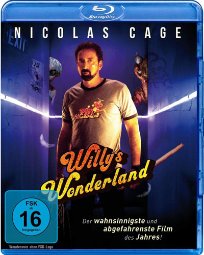Willy's Wonderland (BR) Min: 89/DD5.1/WS