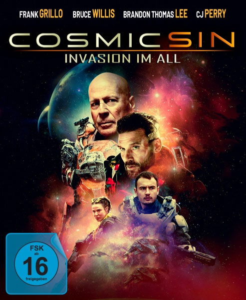 Cosmic Sin - Invasion im All (BR) Min: 89/DD5.1/WS