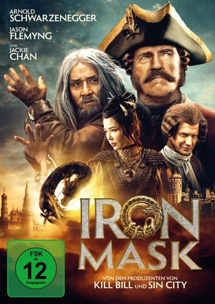 Iron Mask (DVD) Min: 115/DD5.1/WS