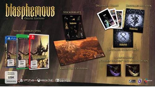 Blasphemous  XBSX  Deluxe Edition