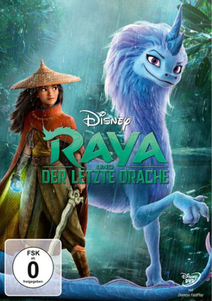Raya und der letzte Drache(DVD)VL +POSTR Min: 103/DD5.1/WS