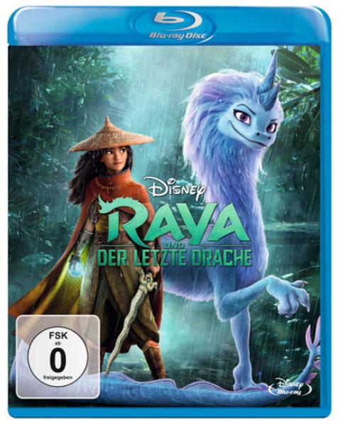Raya und der letzte Drache (BR) Min: 107/DD5.1/WS