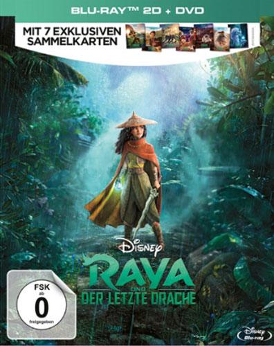 Raya und der letzte Drache (BR+DVD) D.E. LIMITED DELUXE SET, 2Disc