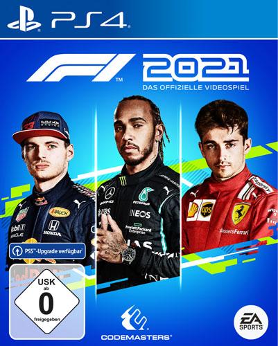 F1 2021  PS-4