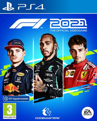 F1 2021  PS-4  AT