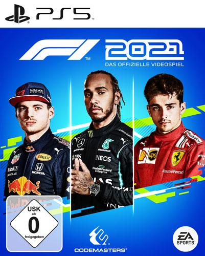 F1 2021  PS-5
