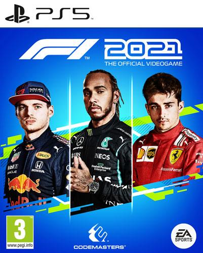 F1 2021  PS-5  AT
