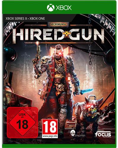 Necromunda: Hired Gun  XB-One