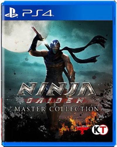 Ninja Gaiden Master Collection  PS-4 ASIA (deutscher UT)