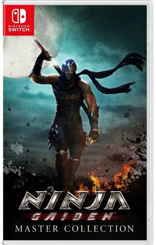 Ninja Gaiden Master Collection  Switch ASIA (deutscher UT)