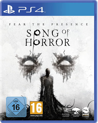 Song of Horror  PS-4  Deluxe Edition