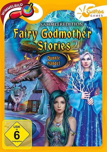 Fairy Godmother Stories 2  PC CE SUNRISE   Dunkle Händel