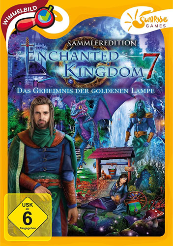 Enchanted Kingdom 7  PC CE SUNRISE   Geheimnis der goldenen Lampe