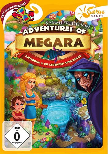 Adventures of Megara Antigone  PC  CE SUNRISE   und die lebenden Spielzeuge