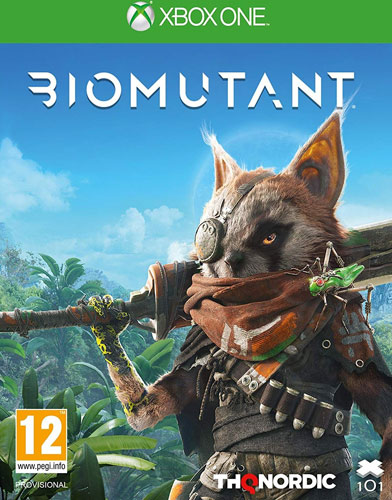 Biomutant  XB-One  AT