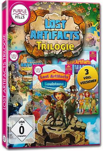 Lost Artifacts Trilogie  PC