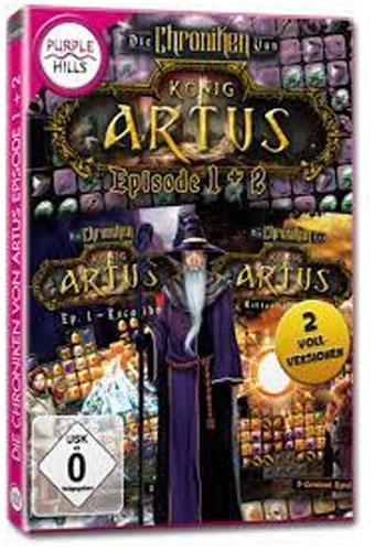 Chroniken von König Artus 1+2  PC