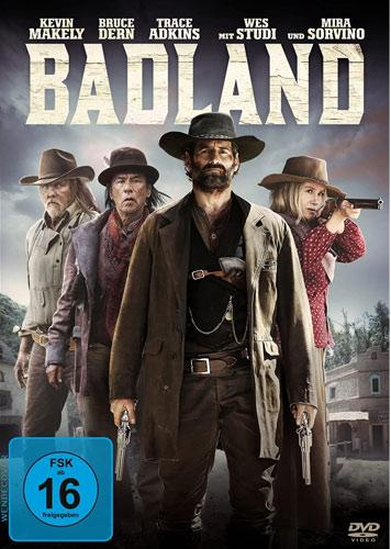 Badland (DVD)VL Min: /DD5.1/WS