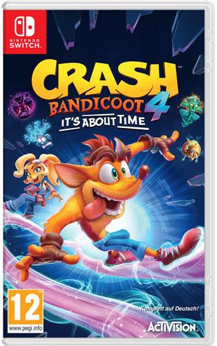 Crash Bandicoot 4  Switch  AT