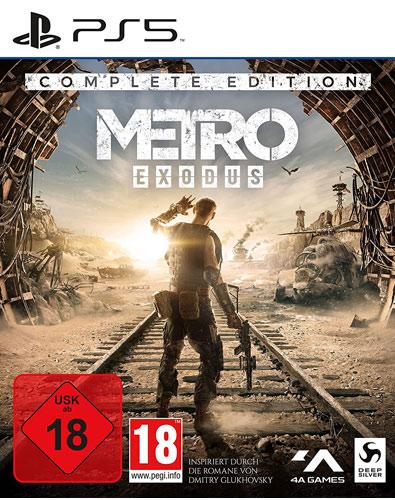 Metro Exodus  PS-5  Complete