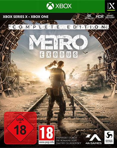 Metro Exodus  XBSX  Complete