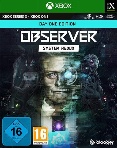 Observer: System Redux  XBSX D1