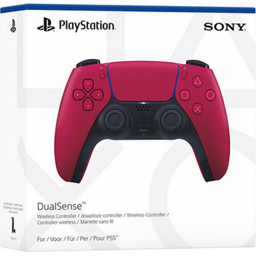 PS5  Controller DualSense Cosmic Red