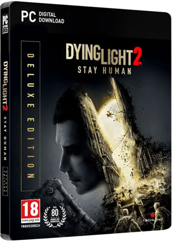 Dying Light 2  PC  Deluxe  AT Stay Human