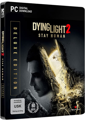 Dying Light 2  PC  Deluxe Stay Human