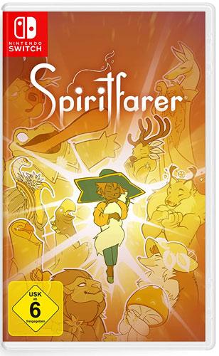 Spiritfarer  Switch