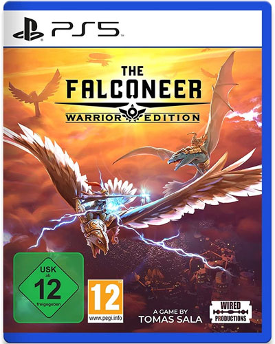 Falconeer  PS-5 Warrior Edition
