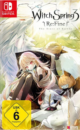 Witch Spring 3  Switch Re:Fine The Story of Eirudy