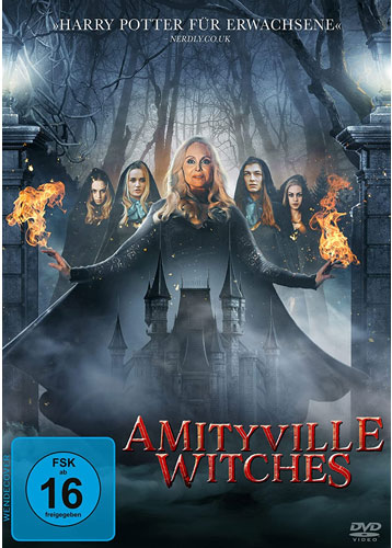 Amityville Witches (DVD)VL Lighthouse