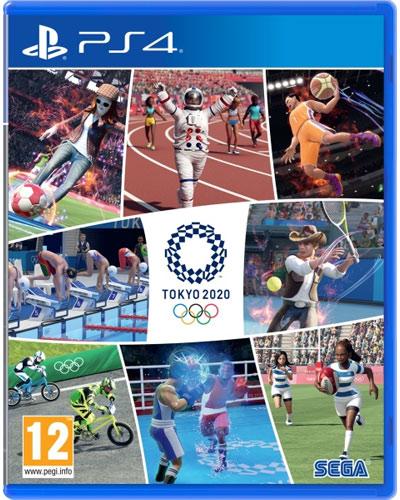 Tokyo 2020 Olympische Spiele  PS-4 AT Das offizielle Videospiel