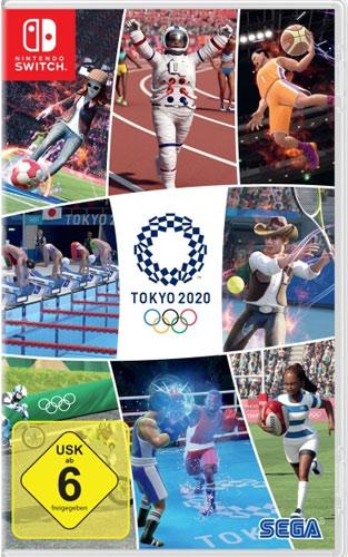 Tokyo 2020 Olympische Spiele  SWITCH Das offizielle Videospiel