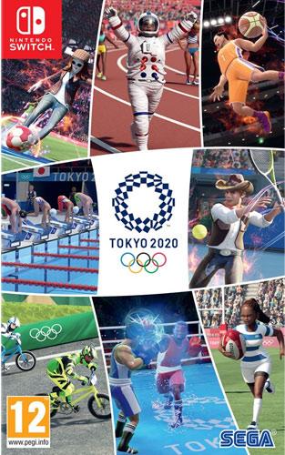 Tokyo 2020 Olympische Spiele  SWITCH AT Das offizielle Videospiel